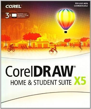 CorelDraw Home & Student Suite X5 (3 Desktop)