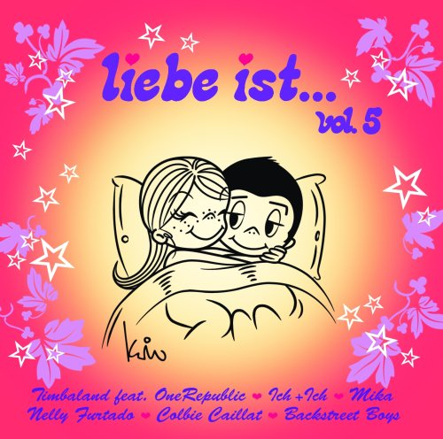 Backstreet Boys - Liebe Ist Vol.5 [UK-Import] - Zortam Music