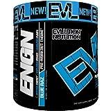 Evlution Nutrition, ENGN Pre Workout, Blue Raz, 30 Serving