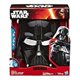 Star Wars The Force Awakens Darth Vader Voice Changer Helmet