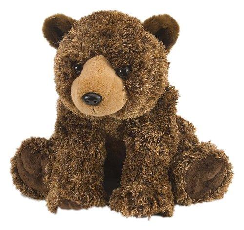 Brown Bear Plush AnimalCuddlekin Collection by Wild Republic