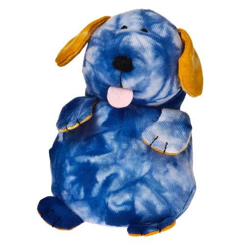 "Mary Meyer Happy Hippies Dog 5"" Plush Toy"