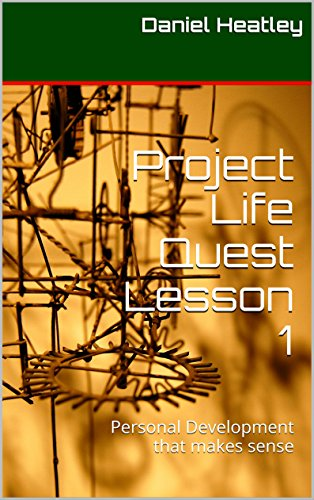 Project Life Quest Lesson 1: Personal Development that makes sense (Life Quest Book compare prices)