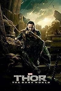 Thor - 2, The Dark Kingdom, Loki Poster (91 x 61cm)