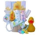 It's Time For A Tub! Rub a Dub Dub Baby Gift Basket