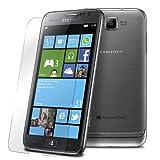 Lumii Ark Screen Protector Shield for Windows Phone Samsung Ativ S / I8750 / [3-Pack] - CLEAR