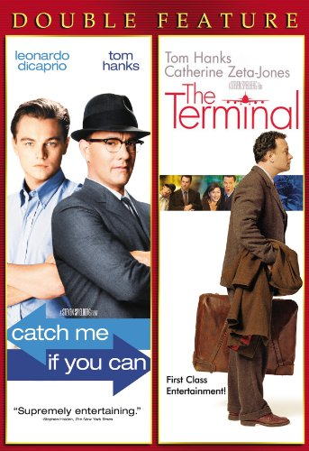 Catch Me If You Can / The Terminal Double Feature (Catch If You Can compare prices)