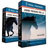 Total Training Tutorial DVD Set for Adobe Premiere Pro 1.5 Software.