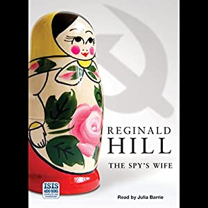The Spy's Wife Audiobook