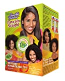 BEAUTIFUL TEXTURES MANAGEABILITY SYSTEM NATURALLY STRAIGHT