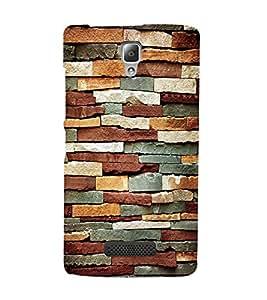 Expensive Rock Pattern 3D Hard Polycarbonate Designer Back Case Cover for Lenovo A2010 :: Lenovo A2010 4G