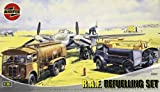 Airfix A03302 RAF Refuelling 1:76 Scale Series 3 Plastic Diorama Model Kit by Airfix World War II Military Vehicles & Dioramas