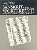 Sanskrit Worterbuch