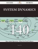img - for System Dynamics 140 Success Secrets: 140 Most Asked Questions On System Dynamics - What You Need To Know book / textbook / text book