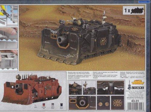 Warhammer 40,000 - Chaos Space Marine Vindicator