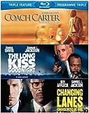 Samuel L. Jackson: Triple Feature [Blu-ray] (Bilingual)