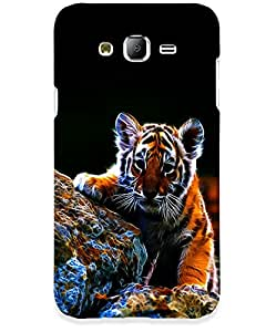 Samsung Galaxy J5 Back Cover Designer Hard Case Printed Cover