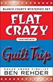 img - for Blanco County Mysteries Box Set: Flat Crazy & Guilt Trip book / textbook / text book