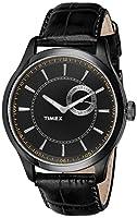 Timex Analog Black Dial Men's Watch - TWEG14608