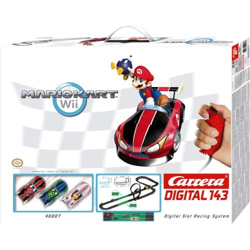 Carrera 40007   Digital 143   Mario Kart Wii Weitere