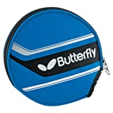 Butterfly Reboing Head Case, Blue