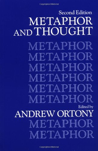 Metaphor and Thought 2nd Edition Paperback
