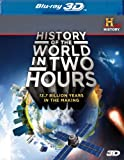 History of the World in Two Hours 3D [Blu-ray]