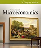 img - for By N. Gregory Mankiw Principles of Microeconomics, 6th Edition (Book + Aplia Printed Access Card & Edition Sticker) 6e book / textbook / text book
