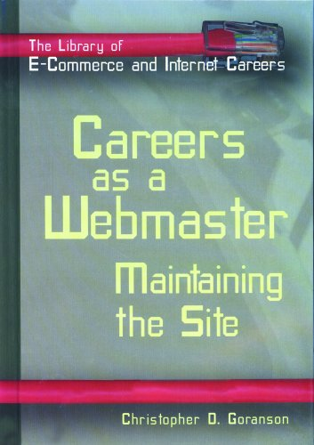 Careers as a Webmaster -Lib