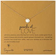 "Dogeared ""Pearls of . . . Love"" Gold…"