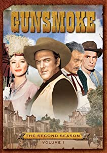 Gunsmoke: The Second Season, Vol. 1 from Paramount