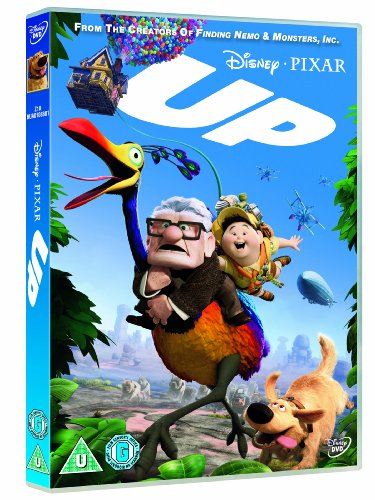 Up (1 Disc) [DVD]