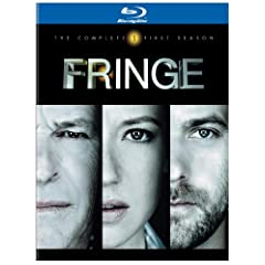 Fringe: The Complete First Season Blu-ray