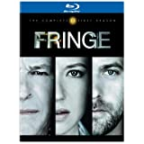 Fringe: The Complete First Season (+ BD-Live) [Blu-ray] ~ Anna Torv