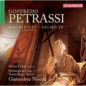 Petrassi: Magnificat - Salmo IX�
