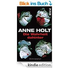 Die Wahrheit dahinter: Kriminalroman (Hanne-Wilhelmsen-Reihe)