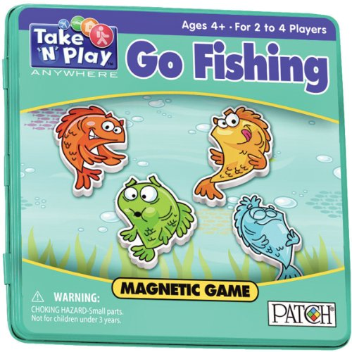 Go Fishing - Take 'N' Play Anywhere Game - 1