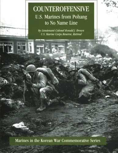 Counteroffensive: U.S. Marines from Pohang to No Name Line (Marines in the Korean War Commemorative Series) PDF
