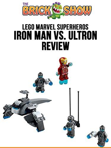 Review: Lego Marvel Superheros Iron Man vs Ultron Review