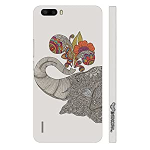 Huawei Honor 6 Plus Indian Giant designer mobile hard shell case by Enthopia
