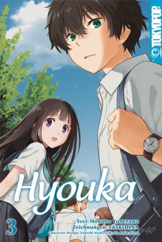 Hyouka, Band 3