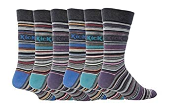 Kickers - Chaussettes basses -  - À rayures Homme Multicolore multi stripes