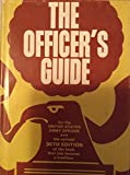 img - for The Officer's Guide. 36th Edition. book / textbook / text book