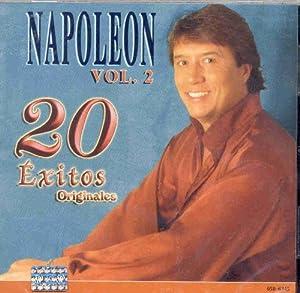 JOSE MARIA NAPOLEON - 20 EXITOS ORIGINALES VOL 2 DE JOSE