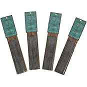 Auroshikha Gum Damar Resin Incense Sticks (10 Long Incense Sticks Per Pack ) - Set Of 4