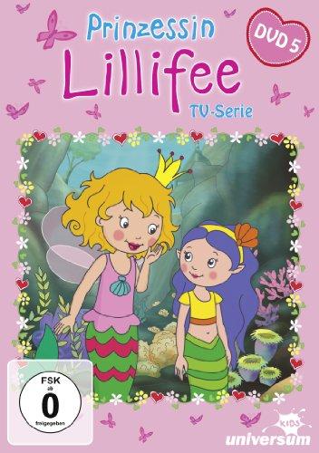 Prinzessin Lillifee - DVD 5