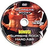 Supreme 90 Day Workout - Bonus DVD - Supreme Rock Hard Abs (Single DVD)