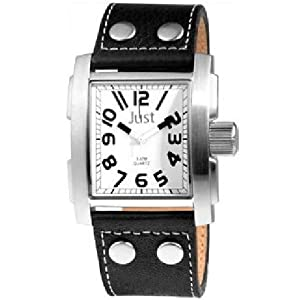 Just 48-s8857wh-bk Bold Watch