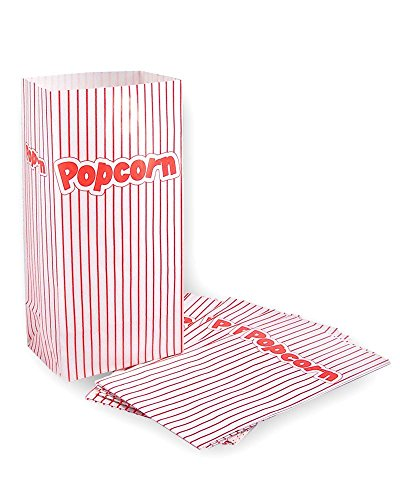 Theater Popcorn Bags 2.75 Ounce Medium, 12 Pack (Popcorn Bags Retro compare prices)