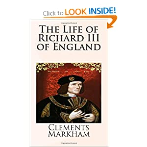 Amazon.com: The Life of Richard III of England (9781463637170 ...